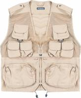 Humvee Tactical Vest - Khaki, Medium