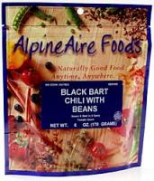Alpine Aire Black Bart Chili with Beans