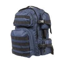NcStar Vism Tactical Back Pack - Blue w/ Black Trim
