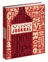 Random House Vino Journal