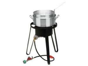 Bayou Classic Sportsman's Choice Fish Cooker