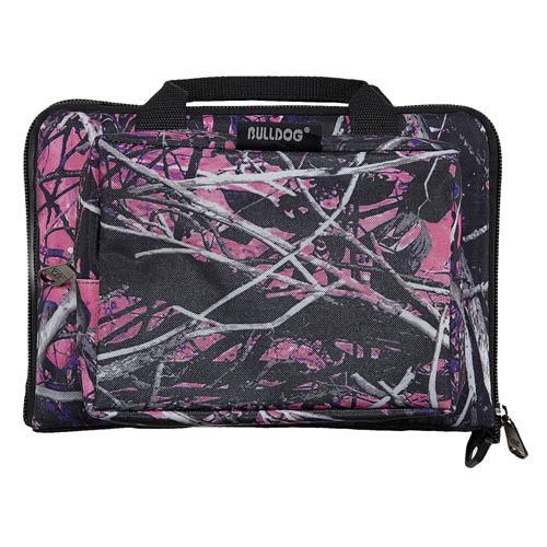 Bulldog Cases Mini Muddy Girl Camo Range Bag