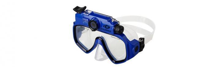 Cyclopsgear Cgdive720Blu Blue Scuba Goggles
