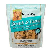 Breath & Tartar Biscuit