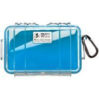 Pelican 1050025120 1050 Micro Case (Blue)