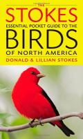 Stokes Essential Pocket Guide to the Birds of North America