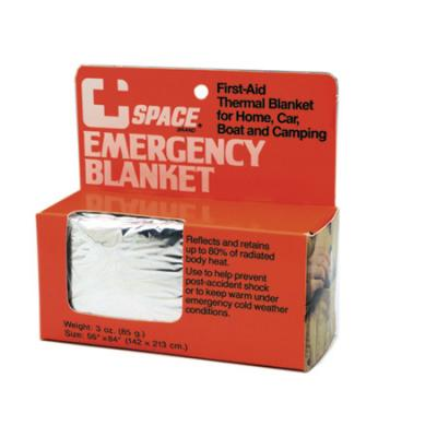 MPI Emergency Blanket, Silver