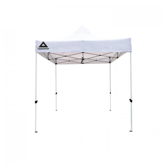 Caddis Sports 8 X 8 White Rapid Shelter