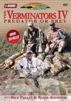 Stoney-Wolf The Verminators 4: Predator or Prey - DVD