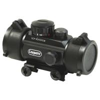 "UTG 3.8"" R/G Dot Sight w/Integral Mount"