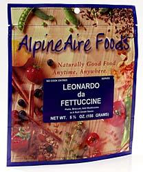 Alpine Aire Leonardo Da Fettuccine