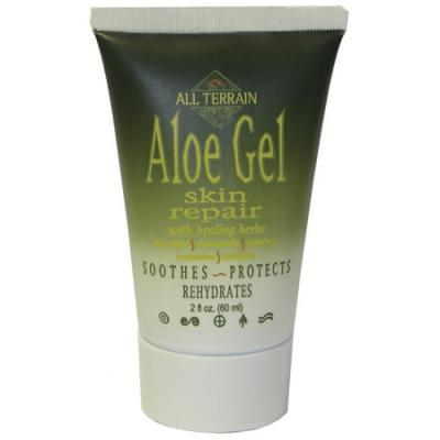 All Terrain Aloe Gel Skin Repair, 2 Ounce