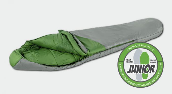 Cypress Junior Mummy Bag