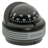 Ritchie Tr-33 Trek Compass - Bracket Mount - Black