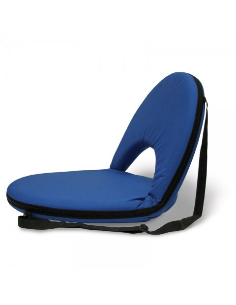 Stansport Multi Fold Padded Seat Blue
