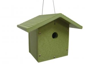 Wren / Chickadee Bird Houses by Green Solutions