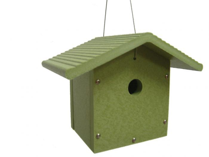 Green Solutions Wren House