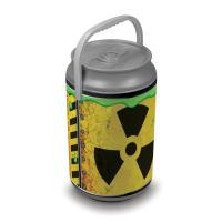 Picnic Time Extra Large Insulated Mega Can Cooler, Toxic Can