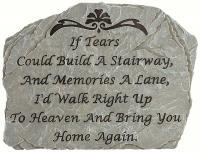 Carson Garden Stone Tears
