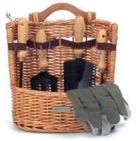 Picnic & Beyond  Arbor Garden Tool Basket