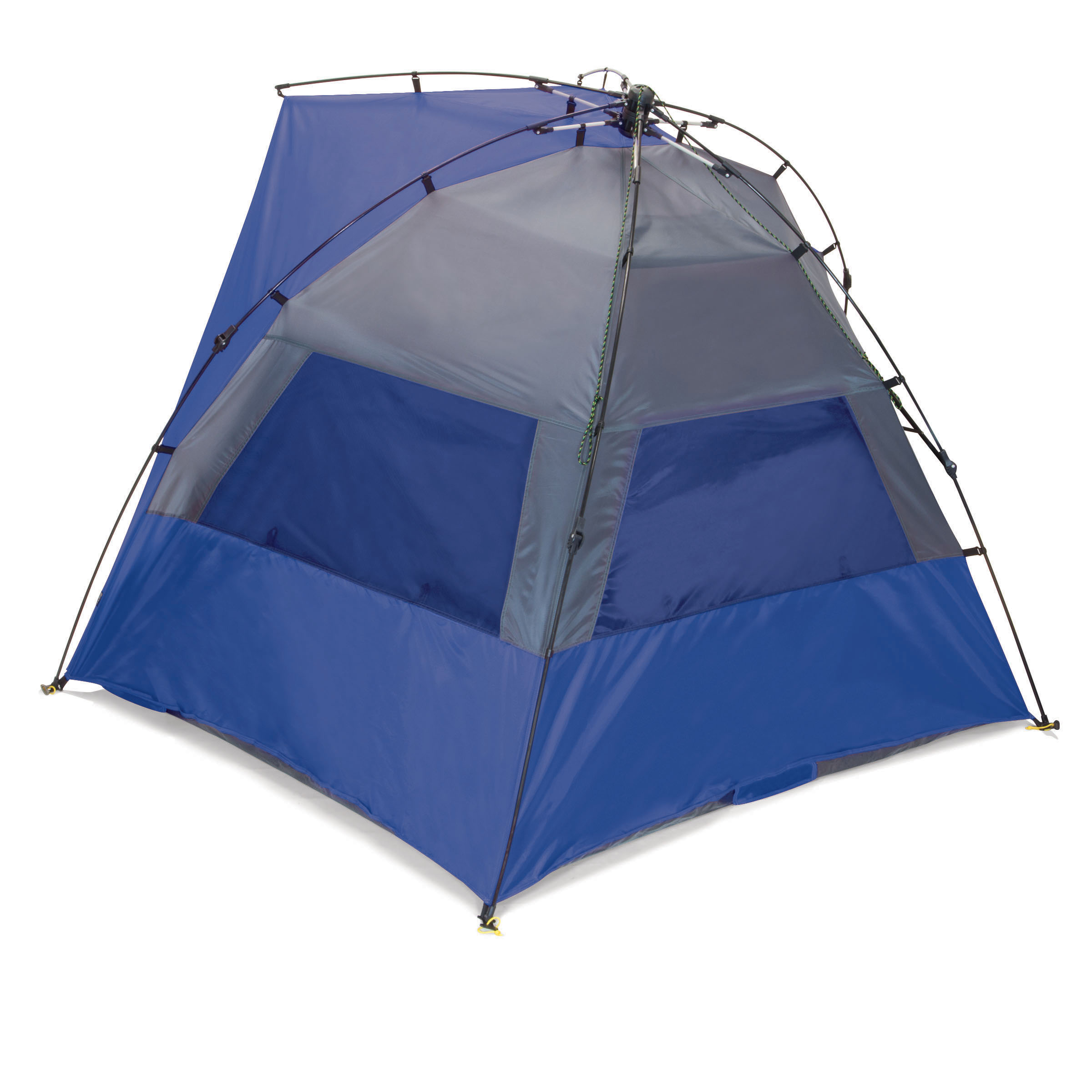Picnic Time Haven Portable Sun And Wind Shelter Blue Grey