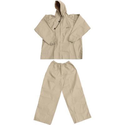 Driducks Rain Suit Khaki-Medium