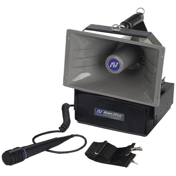 Amplivox SW610A Wireless Half-Mile Hailer