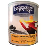 Backpacker's Pantry Fettuccini Chick Alfredo Can
