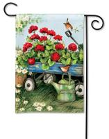 Magnet Works Geraniums by the Dozen Garden