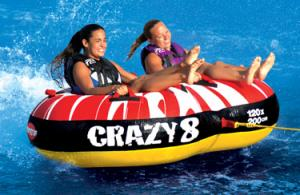 Crazy 8 Double Water Boat
