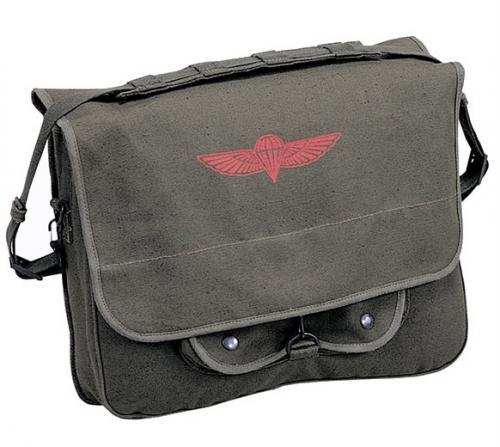 Stansport Paratrooper Shoulder Bag - O.D.