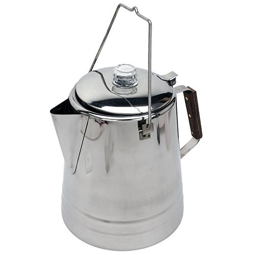 Stansport Percolator Coffee Pot - 28 Cup