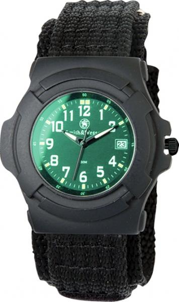 Smith & Wesson Lawman Watch with Backglow