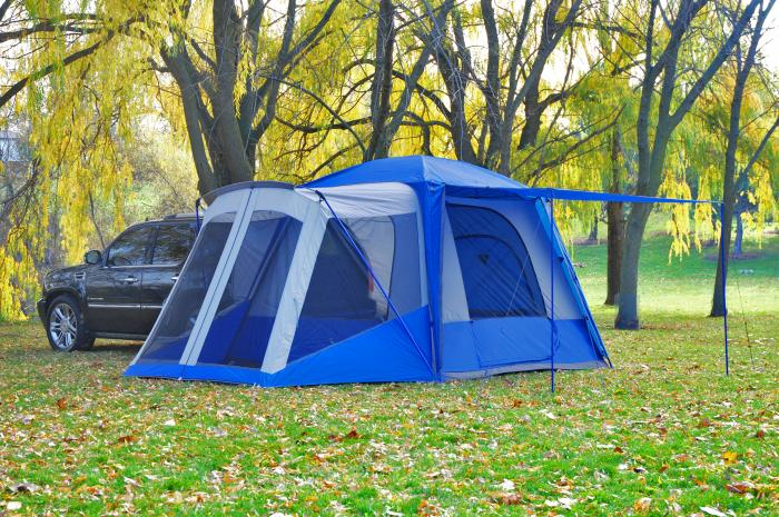 Napier Outdoors SUV 84000 Tent with Screen Room