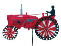 Premier Designs International Harvester Red Tractor Spinner