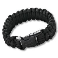 Columbia River (CRKT) Onion Para-Saw Bracelet, Small, Black