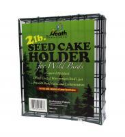 Heath Large Seed & Suet Feeder,  Cake Cage