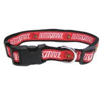 Louisville Cardinals Collar Medium