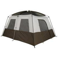 ALPS Mountaineering Camp Creek, Two-Room Camping Tent, Sage/Rust