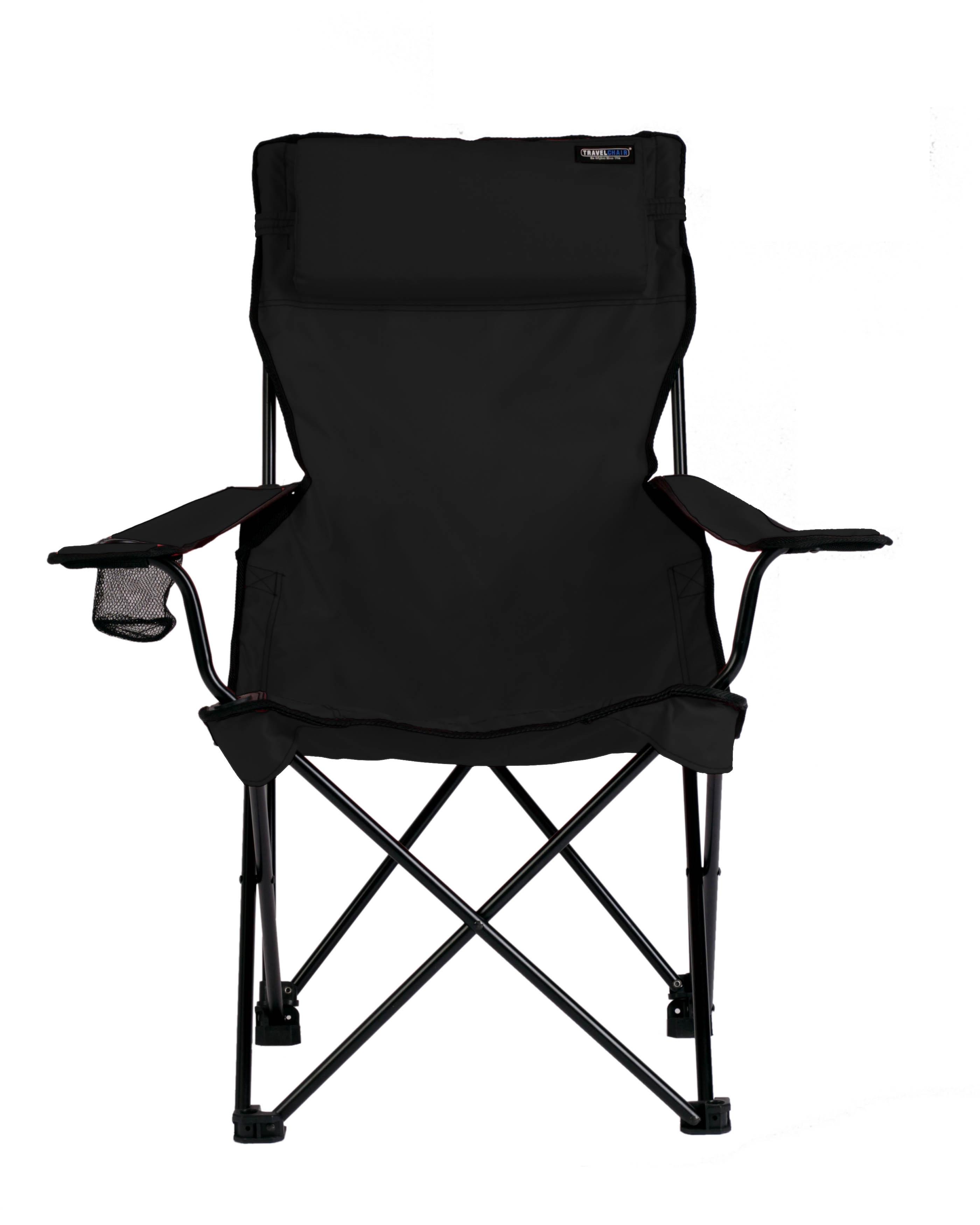 Travel Chair Bubba Chair Black