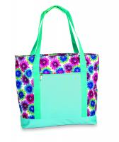 Picnic Plus Lido 2-in-1 Cooler Bag - Blue Blossom