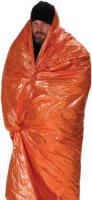 NDuR Emergency Survival Blanket - Orange/Silver