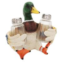 Rivers Edge Products Duck Salt And Pepper Shaker