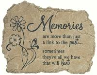 Carson Garden Stones Memories