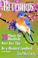 Bird Watcher's Digest Enjoying Bluebirds More