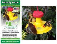 Songbird Essentials Butterfly Feeder / Nectar Combo