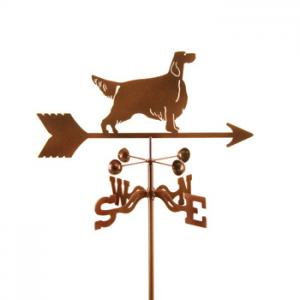EZ Vane Setter Dog Weathervane