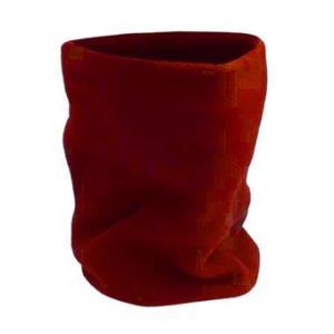 Chaos Durante Fleece Neck Warmer, 2ply - Red