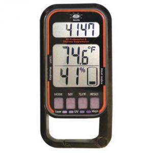 Sun Hikelinq 3D Pedometer - 10 Function