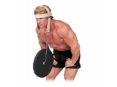 Cap Barbell Leather Head Harness